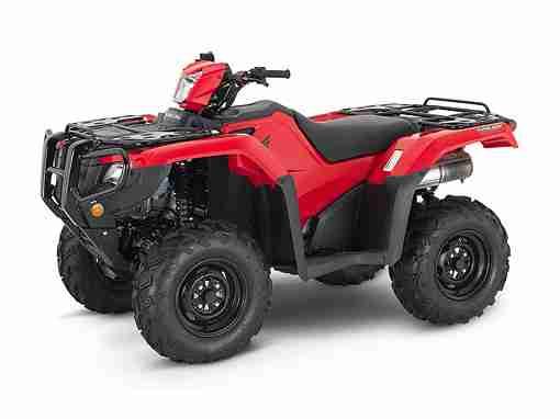 Honda ATV Range