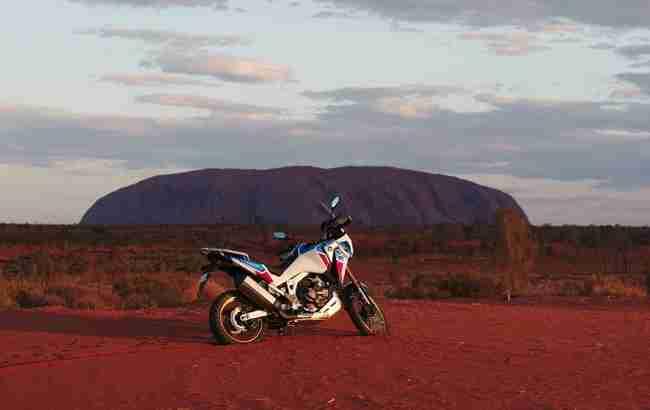 Honda Adventure Touring Motorcycles
