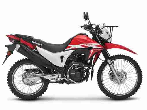 Honda Agricultural Bike Range