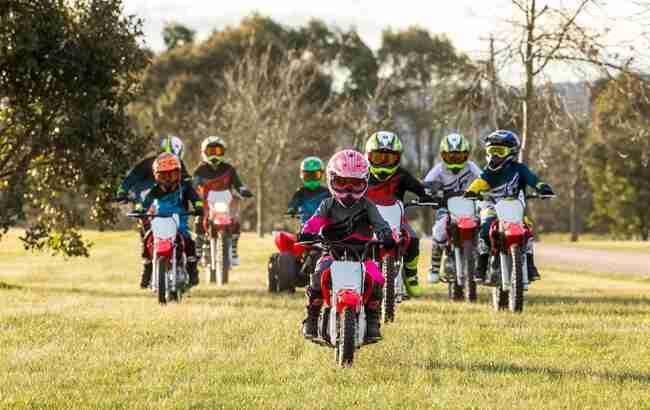 Honda Kids Fun Bikes