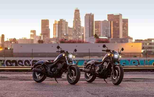 Honda Street Bikes