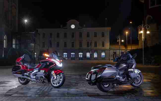 Honda Touring Motorcycles