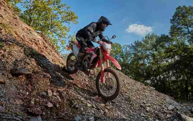 Honda Trail Bikes
