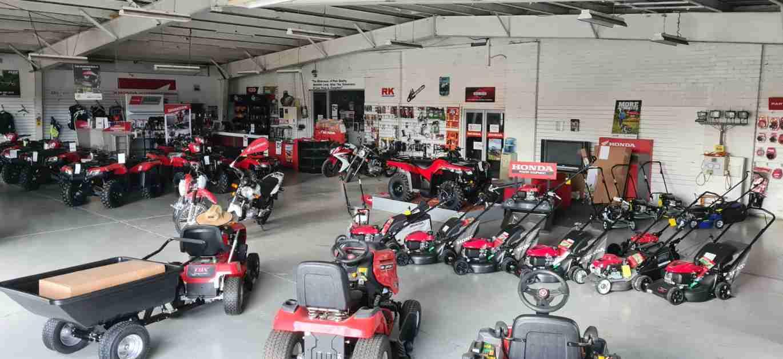 Warragul Poweresports - Honda Motorcycles and Power Equipment